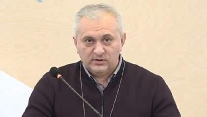 """Замість Рябікіна аеропорт """"Бориспіль"""" тимчасово очолить Олег Струк"""