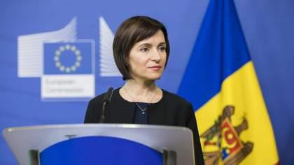 У Росії відповіли на заклик Санду вивести війська з Придністров'я