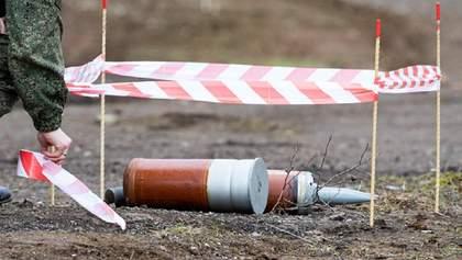 Російський миротворець підірвався на міні в Нагірному Карабасі