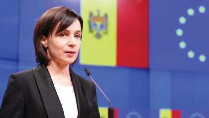 Це офіційна позиція, – Санду вимагатиме виведення військ Росії з Придністров'я