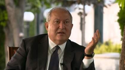 Президент Армении призвал правительство Пашиняна уйти в отставку