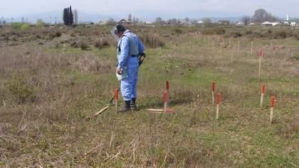 У Карабасі заміновані 80% земель: люди не зможуть туди повернутися ще кілька років