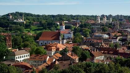Киев – Вильнюс: авиакомпания АirBaltic запускает прямой рейс