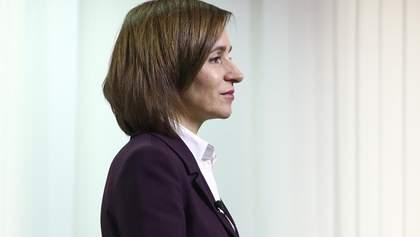 Санду хочет мирно урегулировать ситуацию в Приднестровье