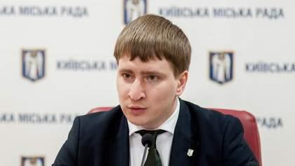 Секретарем Киевсовета стал скандально известный Владимир Бондаренко