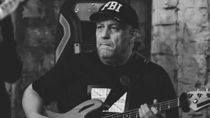 Убийство музыканта Деревянко в Киеве: он обучал подозреваемых игре на гитаре