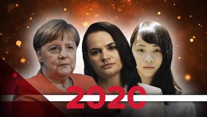 Астронавтка, разработчица вакцины и заключенная активистка: самые влиятельные женщины 2020 года