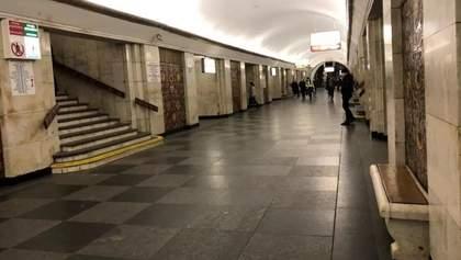 """У Києві """"замінували"""" станції метро """"Майдан Незалежності"""", """"Хрещатик"""" перекрили на 6 годин: відео"""