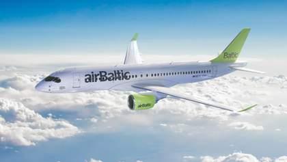 Компания airBaltic восстанавливает еще один авиарейс из Львова: детали