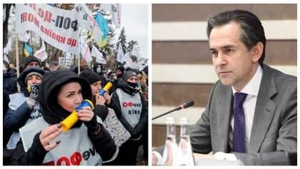 Ми знайшли повний компроміс, –голова податкової про протести ФОПів