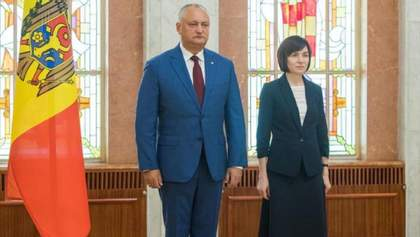 Росія так просто не віддасть Молдову Європі: що зробив Додон на прощання