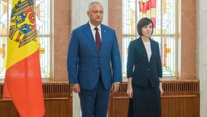 Россия так просто не отдаст Молдову Европе: что сделал Додон на прощание