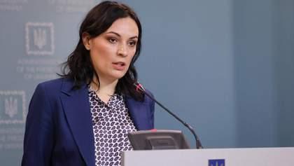 Юлія Ковалів пішла з посади заступниці глави Офісу Президента