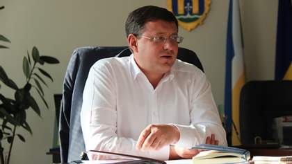 Били на глазах у ребенка: мэр Броваров рассказал детали нападения