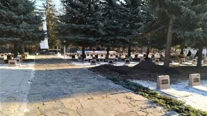 Рядом с кем похоронят Кернеса на кладбище Харькова