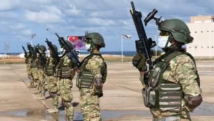 Ситуация в Карабахе: Турция направила в Азербайджан первых военных