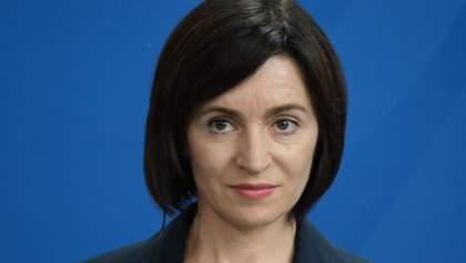 Санду вступила на посаду президентки Молдови: як відбувалася інавгурація