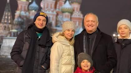 Додон после отставки уехал в Москву: что он там делал – детали, фото