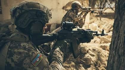 Азербайджан сообщил о гибели своего военного в Нагорном Карабахе: детали