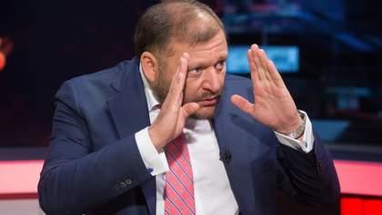 Добкин намекнул, что после смерти Кернеса хочет стать мэром Харькова