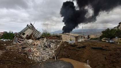 Армения назвала количество погибших в войне за Нагорный Карабах