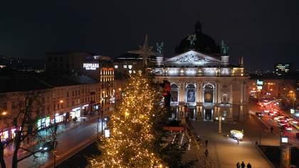 Куда пойти во Львове на Рождество: лучшие зимние локации города