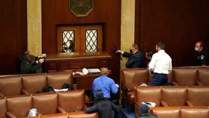 Спикера Палаты представителей Пелоси эвакуировали из Капитолия, – СМИ