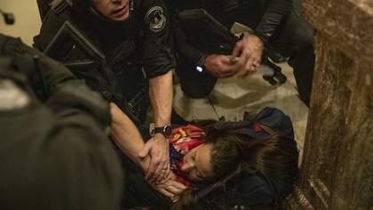 Умерла женщина, в которую выстрелила охрана Капитолия США