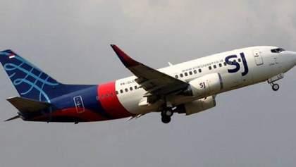 Пасажирський літак, який виконував рейс з Джакарти в Понтіанак, зник з радарів