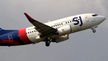 Падіння Boeing 737 у Індонезії: перед катастрофою один із пасажирів написав повідомлення – фото