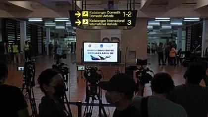 Полум'я падало з неба, – очевидець про катастрофу Boeing в Індонезії
