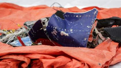Поиски на месте авиакатастрофы Boeing в Индонезии: что нашли спасатели – фото, видео