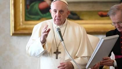 Папа Римский высказался о штурме Капитолия: что сказал понтифик