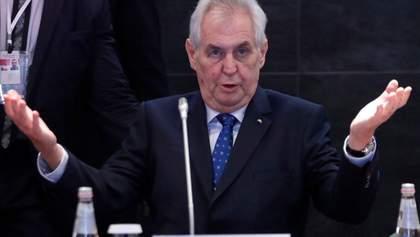 Не люблю революції, – президент Чехії порівняв штурм Капітолія з Майданом