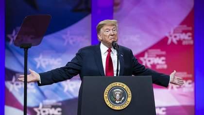 Трампа необхідно достроково усунути від влади: опитування американців