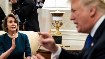Штурм Капітолію накликав біду на Трампа, або Імпічмент на прощання