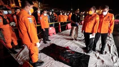 Авіакатастрофа в Індонезії: ідентифікували першого загиблого