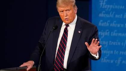 """Трамп звинуватив """"людей Антифа"""" у штурмі Капітолію: що відомо"""