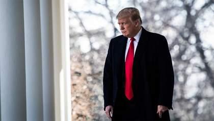 Штурм Капитолия в Вашингтоне: Трамп частично признал вину