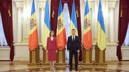 Санду відвідала Київ: експерт пояснив, чому це важливо для України та Молдови