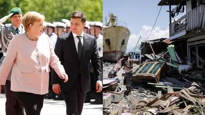 Головні новини 15 січня: розмова Зеленського та Меркель, смертельний землетрус в Індонезії