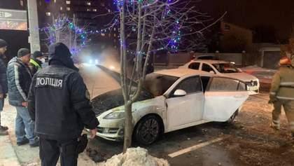 Полтавський депутат звинуватив мера Мамая у підпалі авто: відео