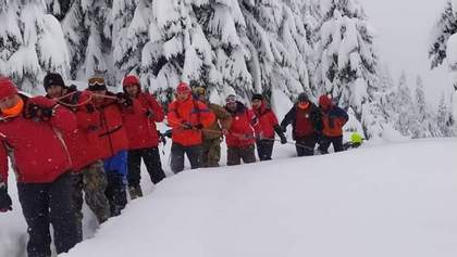 Передвигался на 4-х конечностях, – спасатели рассказали детали поиска львовянина в горах