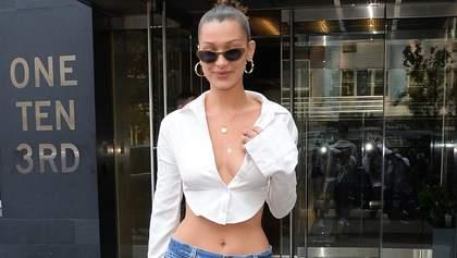 Тренд нового сезону – джинси з низькою посадкою: як їх правильно носити