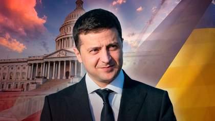 Зеленський привітав Байдена з інавгурацією та запросив в Україну