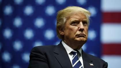 В останні години президентства Трамп помилував десятки людей, але не себе