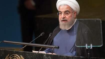 Усунути чорні плями попередніх років: президент Ірану закликав США повернутися до ядерної угоди