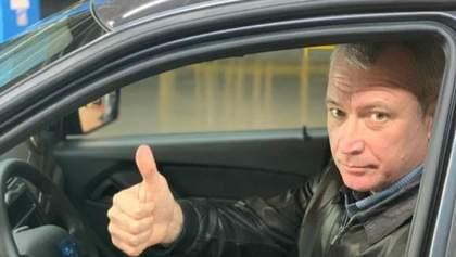 Заместителя Уруского поймали пьяным за рулем: возникла потасовка – видео