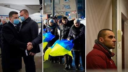 """Головні новини 22 січня: Президент у Харкові, запобіжка для """"різника"""" з Одеси, День соборності"""