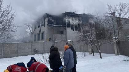 Не розумів, що сталося, – онука постраждалого у смертельній пожежі у Харкові